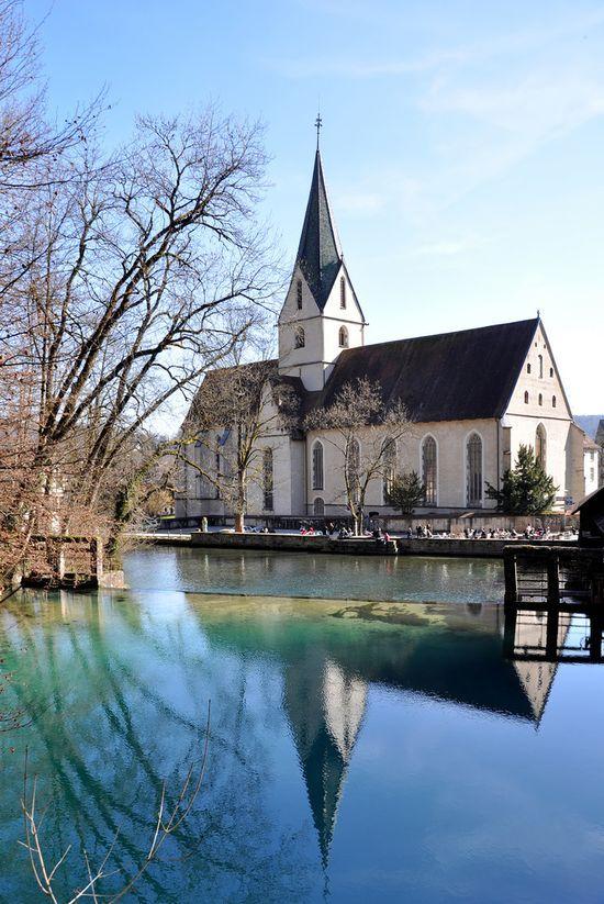 Benedictine Monastery Church ~ Blaubeuren, Germany