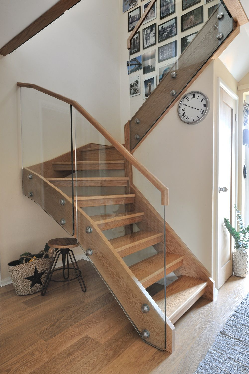 Best The Lewington's Customer Story Staircase Design Modern 640 x 480