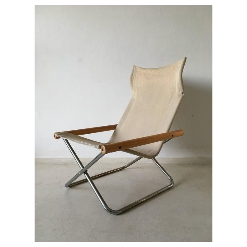 Ny Chair X By Takeshi Nii For Jox Interni 1950s Design Market In 2020 Chair Market Design 1950s Design