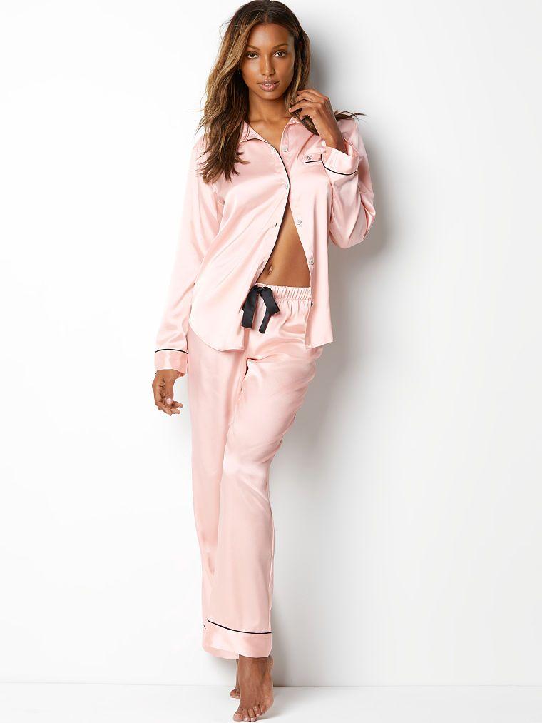 The Afterhours Satin PJ - Victoria s Secret 5e930638b
