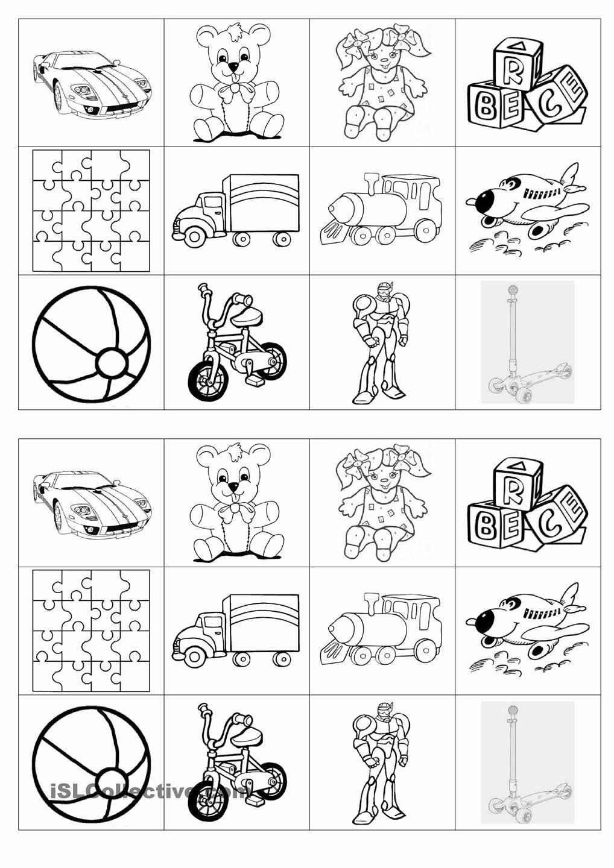 Esl Toys Coloring Worksheet Unique Aleksandra Choa Ojczyk Cholojczykaleksandra On Pinterest Toys Worksheets For Kids Memory Exercises Worksheets For Kids Esl kindergarten coloring worksheets