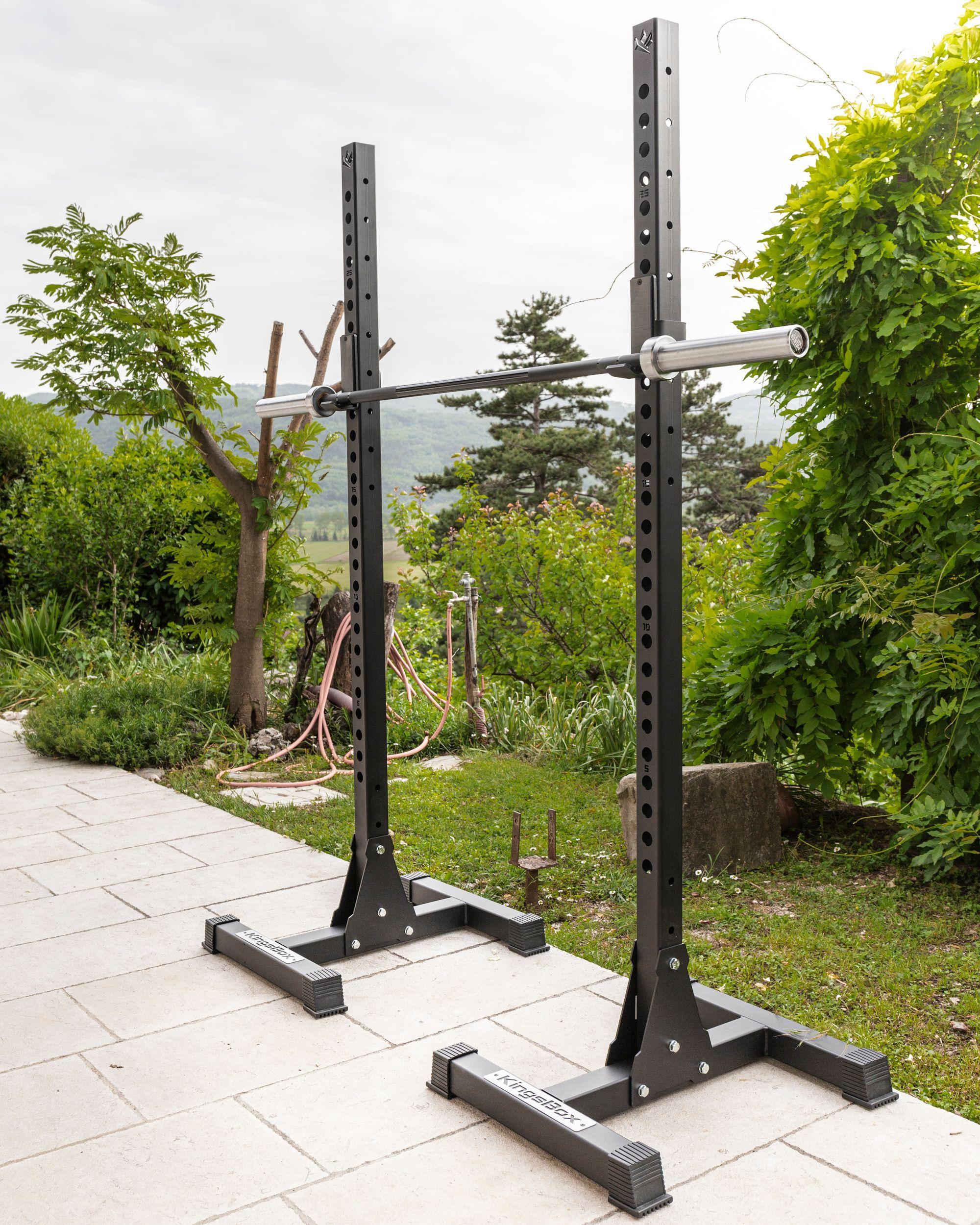 royal squat rack sx 5 ii kingsbox
