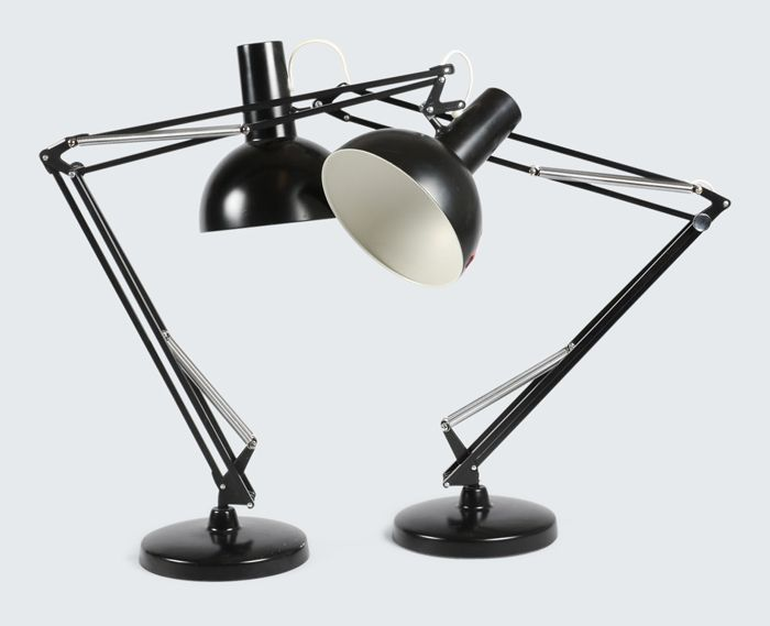 Architects Lamp, Model IT Manufactured By Louis Poulsen, Denmark