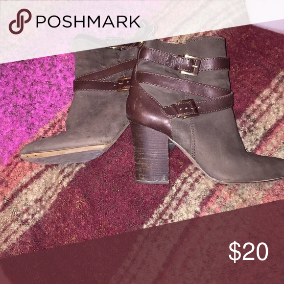 Booties Dark green boots great conditions Louise et Cie Shoes Ankle Boots & Booties