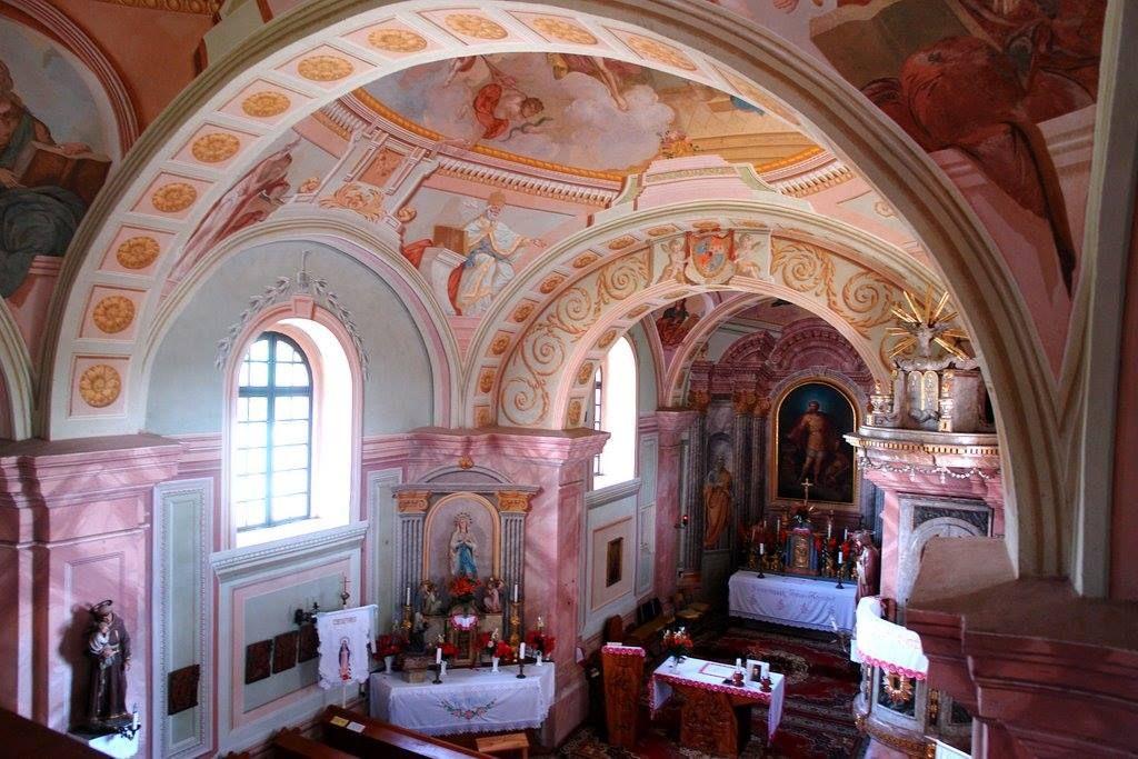 Szent Móric templom - Csesztreg - Dunántúl