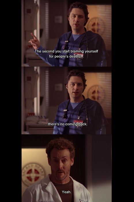 scrubs my lunch one of the best scenes of the entire show