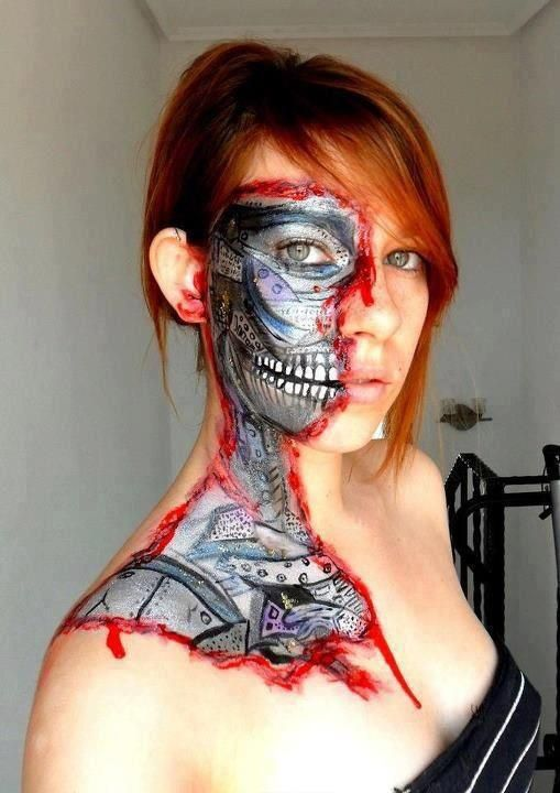 Creative Body Art ♥