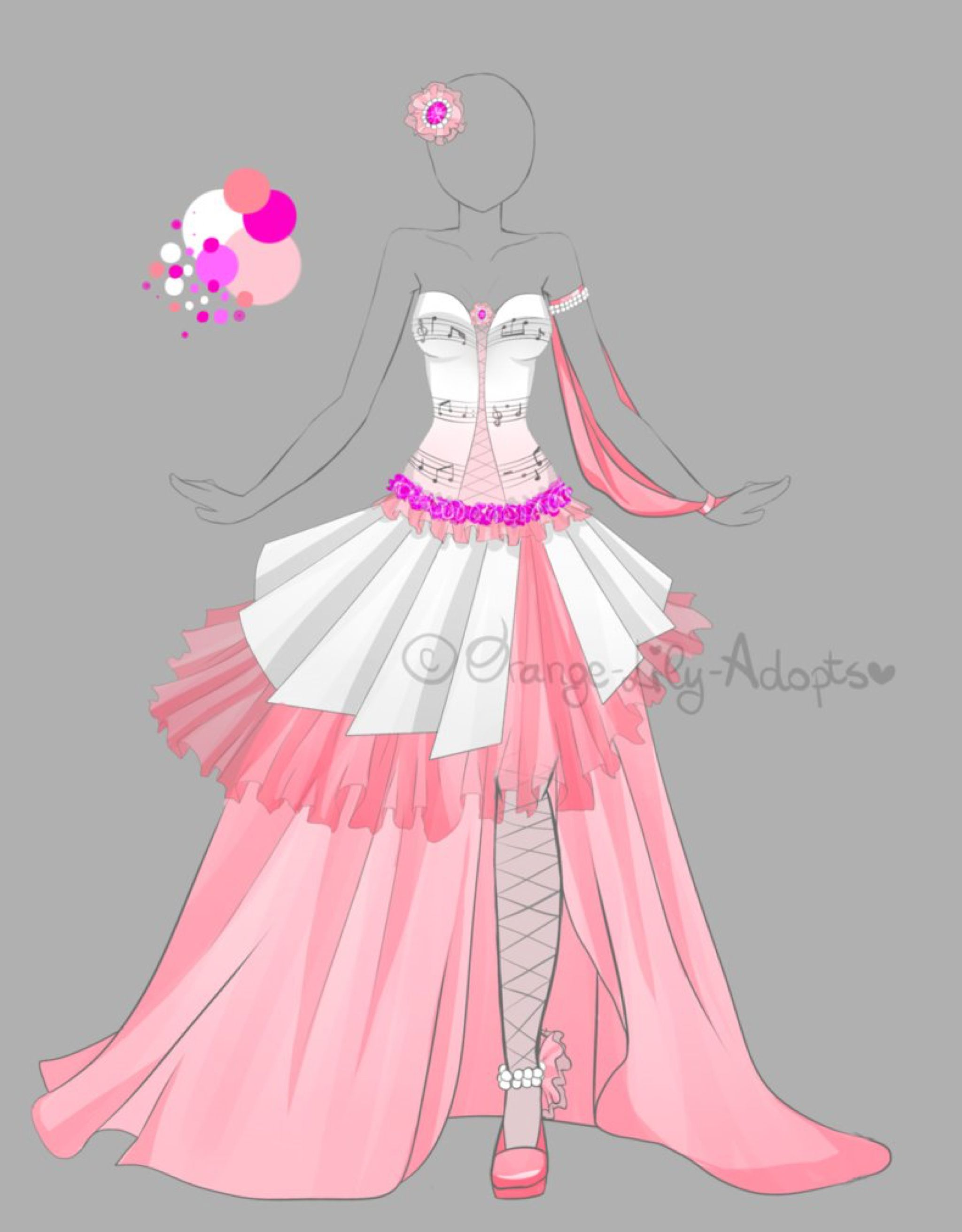 Auction - Dancing Pearl [CLOSED] by Orange-Lily-Adopts on ...