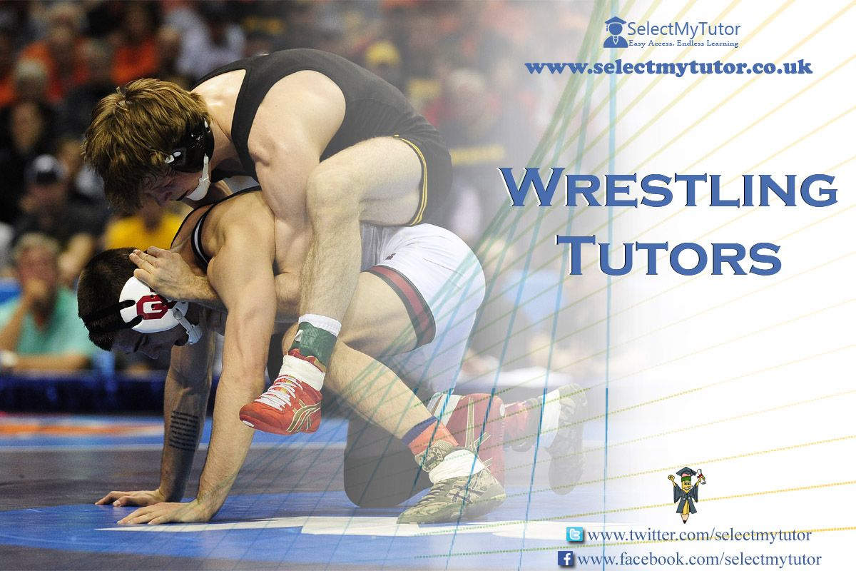 Are you an Wrestling tutor? Register with us today for
