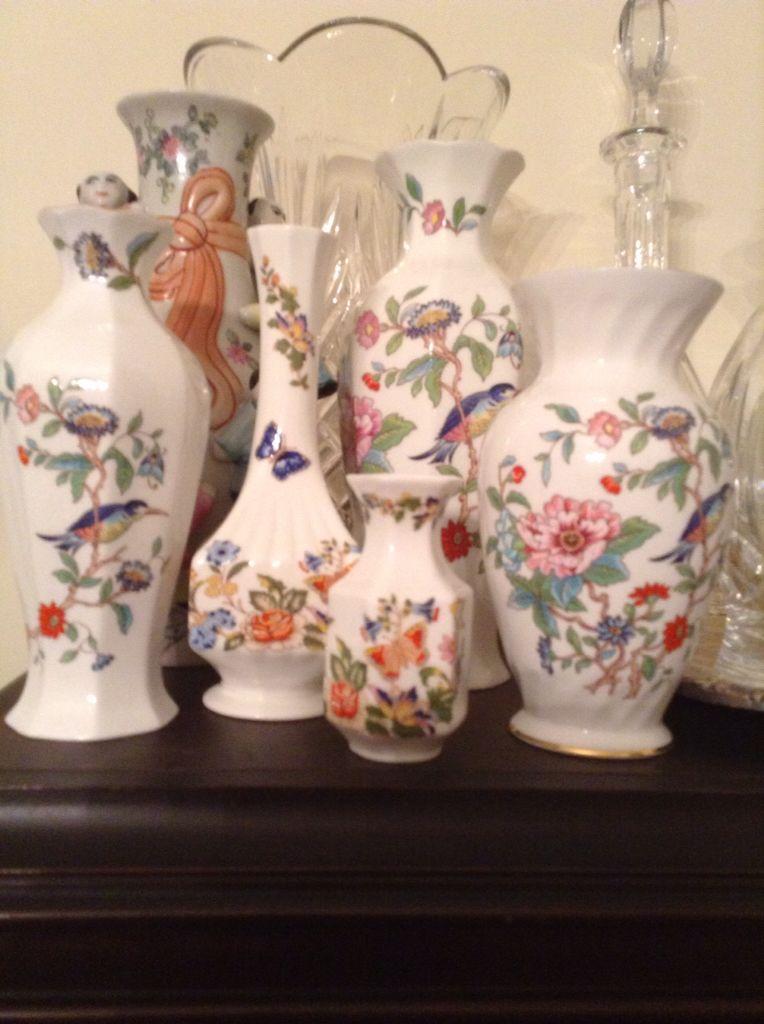 Aynsley Pembroke Vases Pinterest