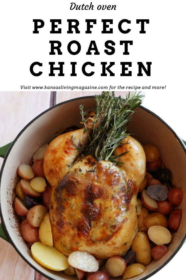 Perfect roast chicken perfect roast chicken dutch oven