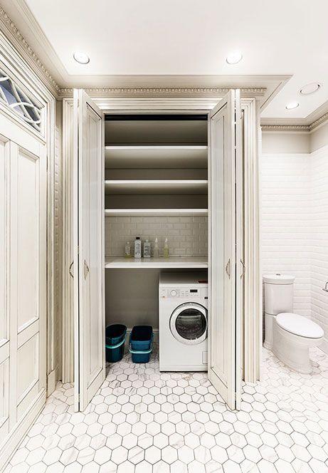 Risultati immagini per bagno e lavanderia  Lavanderia  Pinterest  Bathroom, Bathroom vanity ...