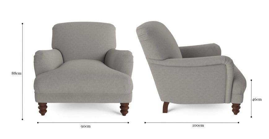 Buy Abbie Armchair Online in Australia | BROSA (With ...
