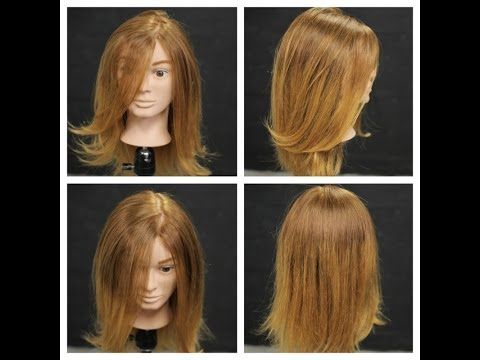 Ombre Hair Color Technique Using your Fingers - TheSalonGuy ...