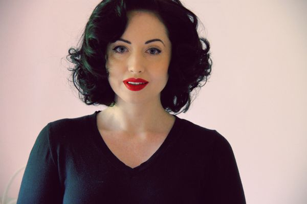 1940s 1950s Hair Cut Vintage Middy Style Haircuts Pinterest