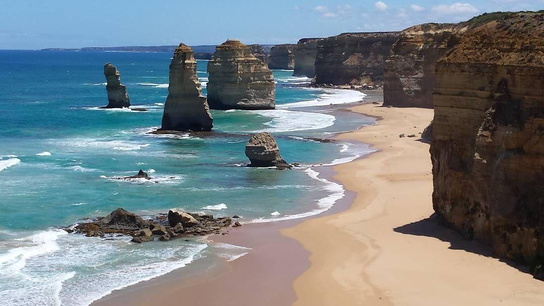 12 Apostles Victoria  #12apostles #victoria #roadtrip  #australianicons #australianicon #australianlandscape #australia by mightymorrie http://ift.tt/1ijk11S