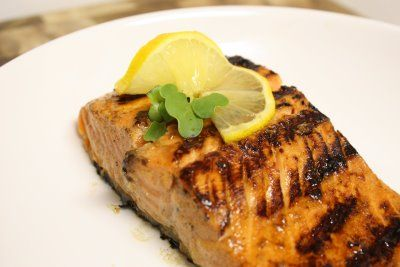 Miso salmon--simple and delicious!
