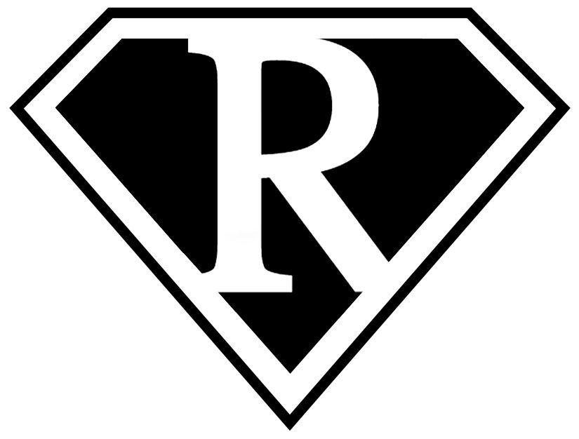 blank superhero logo template - Google Search   R*E*D*3 ...