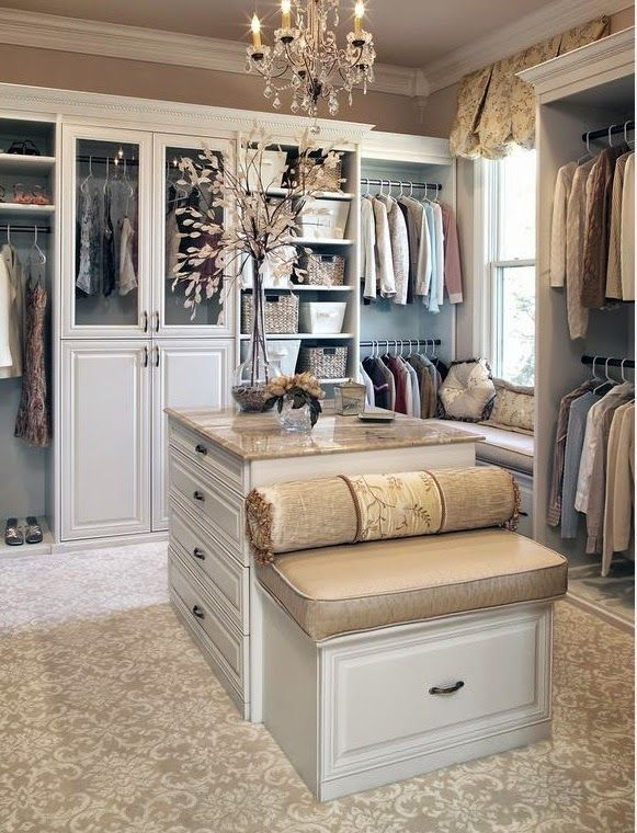 New Closet Room Inspiration   This One Should Fit Our Dressing Room/walk In  Closet Perfectly