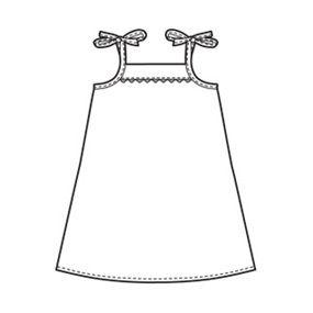 COISAS DE BEBÊ: Vestidinhos