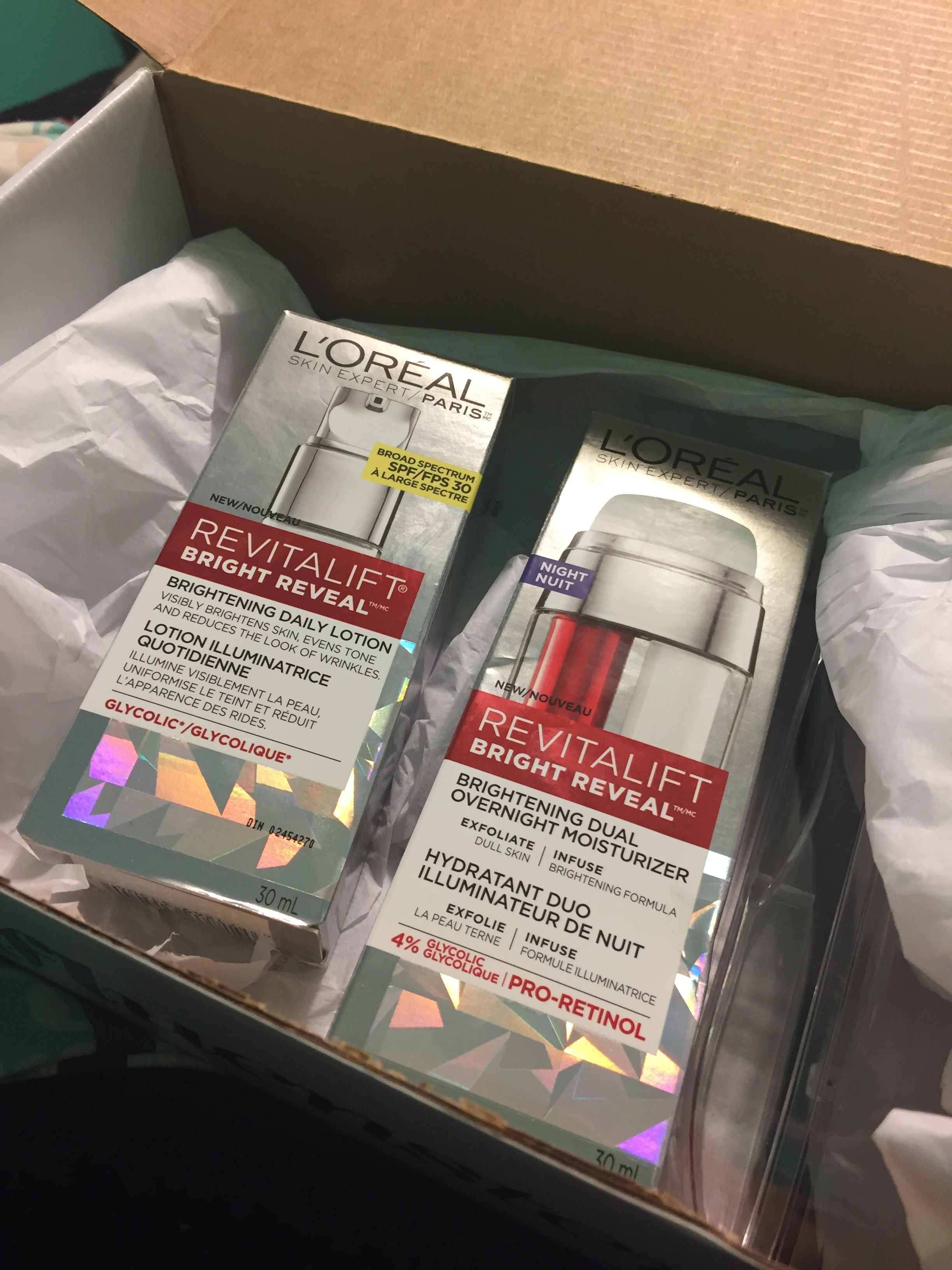 Newest product i received for testing purpose from influenster . Disclaimer.