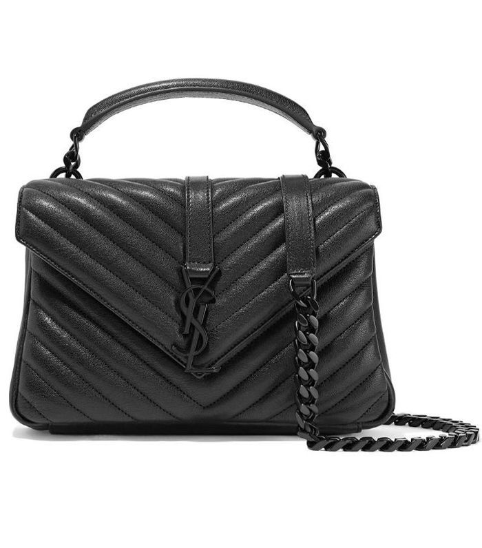2f094c2fd05 The Coolest Gifts for Everyone on Your List, From A to Z. Quilted Bag. Saint  Laurent College Medium Quilted Leather Shoulder Bag
