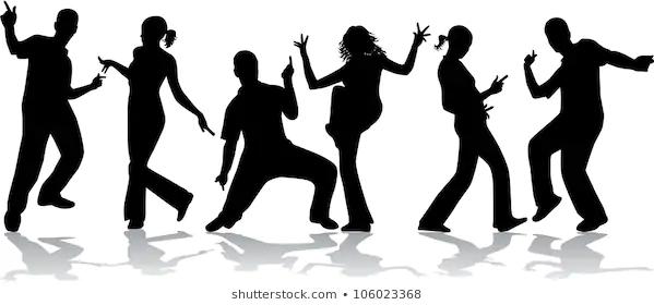 Jovenes Bailando En Una Disco Busqueda De Google Vector Ilustraciones Fotos