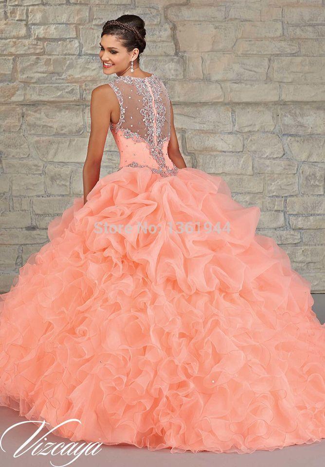 Lindo vestido | Vestidos de quince años | Pinterest | Kleider ...