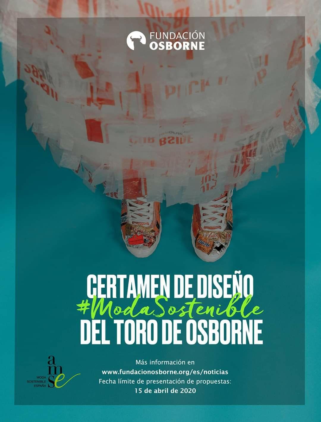 Concurso Del Toro De Osborne Certamen Moda Sostenible Noticias