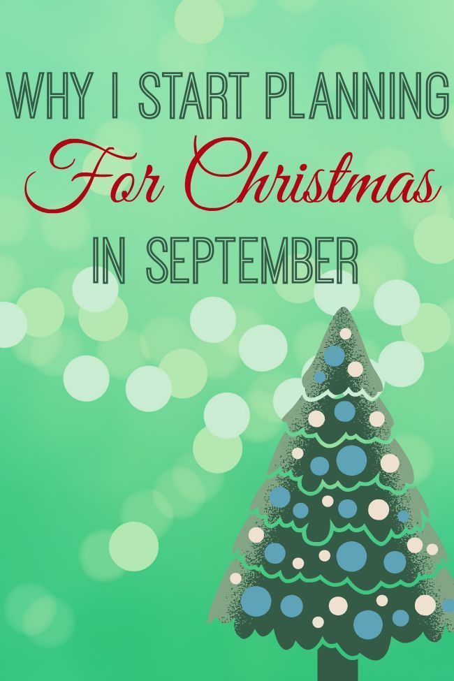 why you need to start planning for christmas in september craft