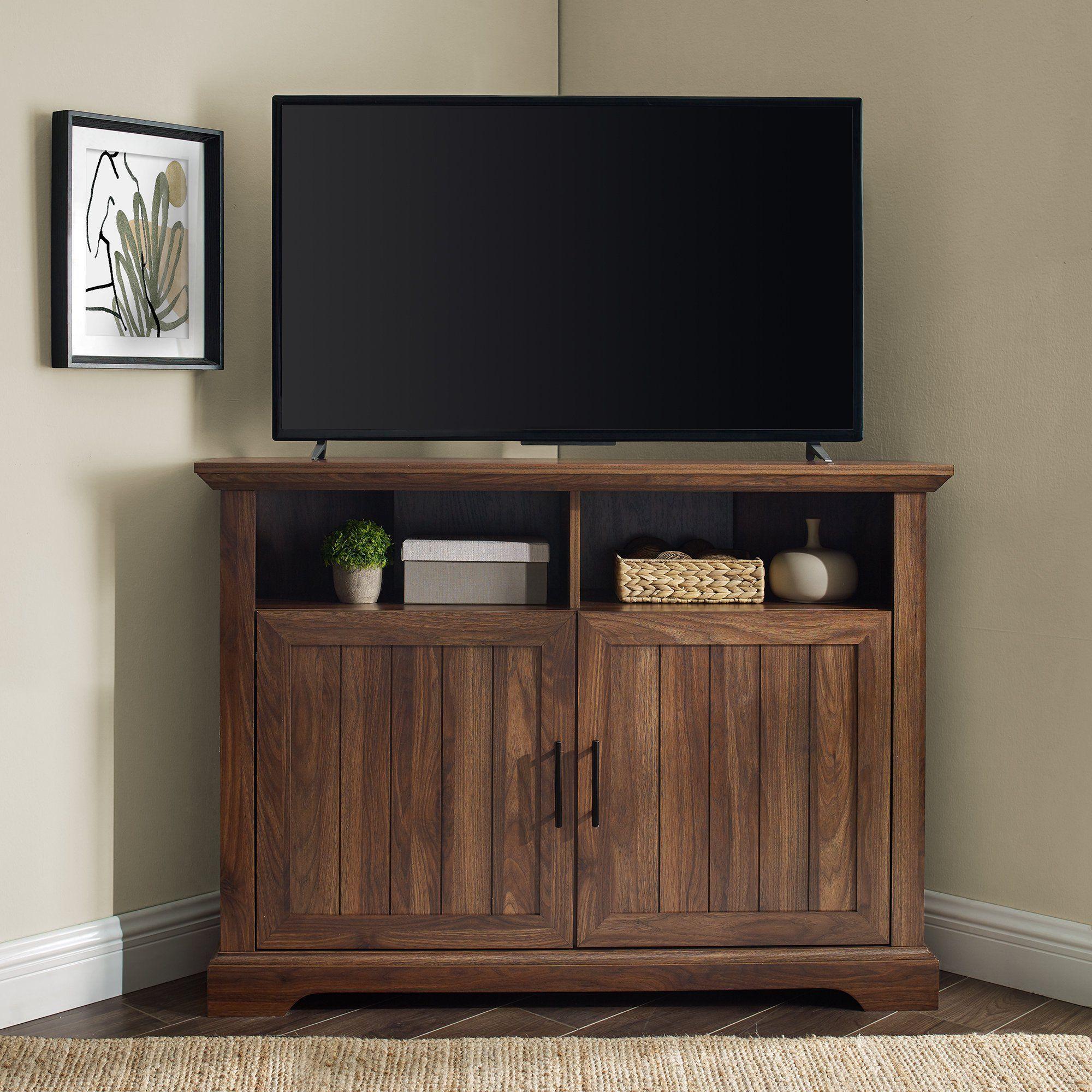 Pin On Corner Tv Shelves