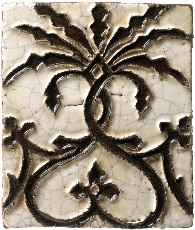 Reproduction Of Arista Ceramic Tile