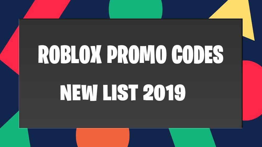 Roblox Promo Codes Promo Codes Coding Roblox