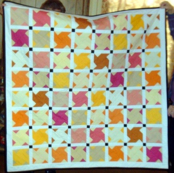 8 Disappearing Quilt Patterns is part of Quilt patterns, 9 patch quilt, Quilting crafts, Patch quilt, Quilts, Quilting tutorials - Quilts are simply a work of art and with every stitch and placement of fabric, a completely different pattern is made  These 8 patterns show just how much the pattern of a quilt can change by simp…