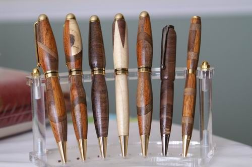 Pens Woodturning Projects
