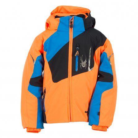 317a43215 Spyder Mini Leader Ski Jacket (Toddler Boys )