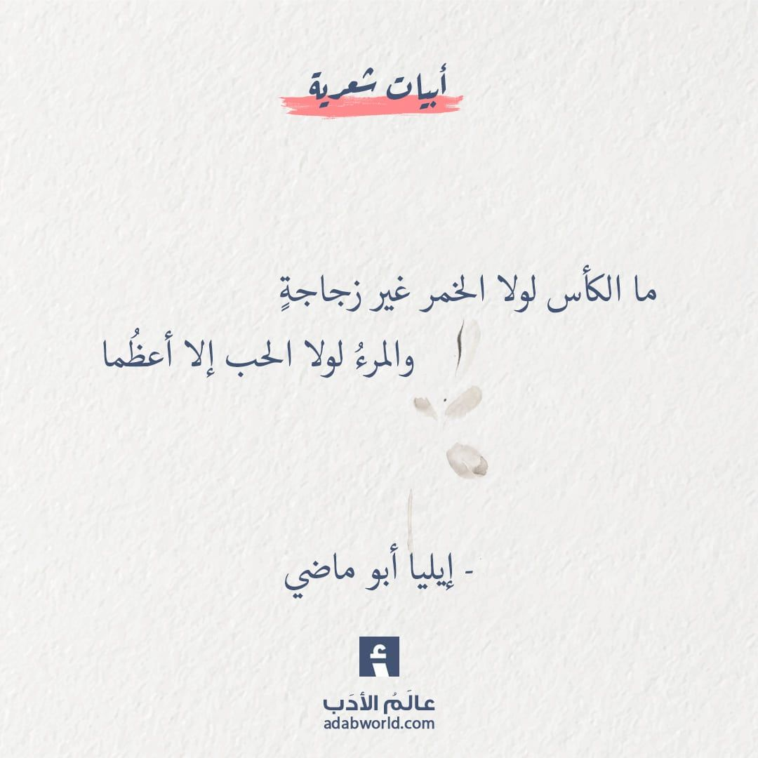 بقد بحثت عن إيليا أبو ماضي عالم الأدب Islamic Inspirational Quotes Words Quotes Arabic Quotes