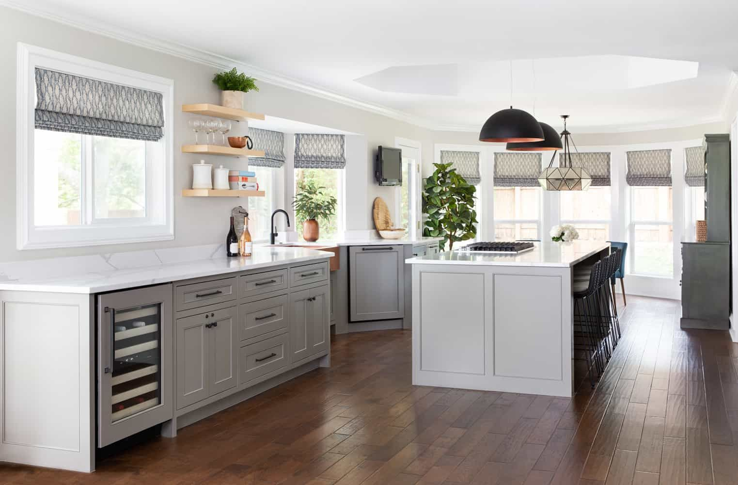 Kitchen Cabinet Painting Sherwin Williams Sw 7047 Porpoise In 2020 Painting Cabinets Kitchen Cabinets Painting Kitchen Cabinets