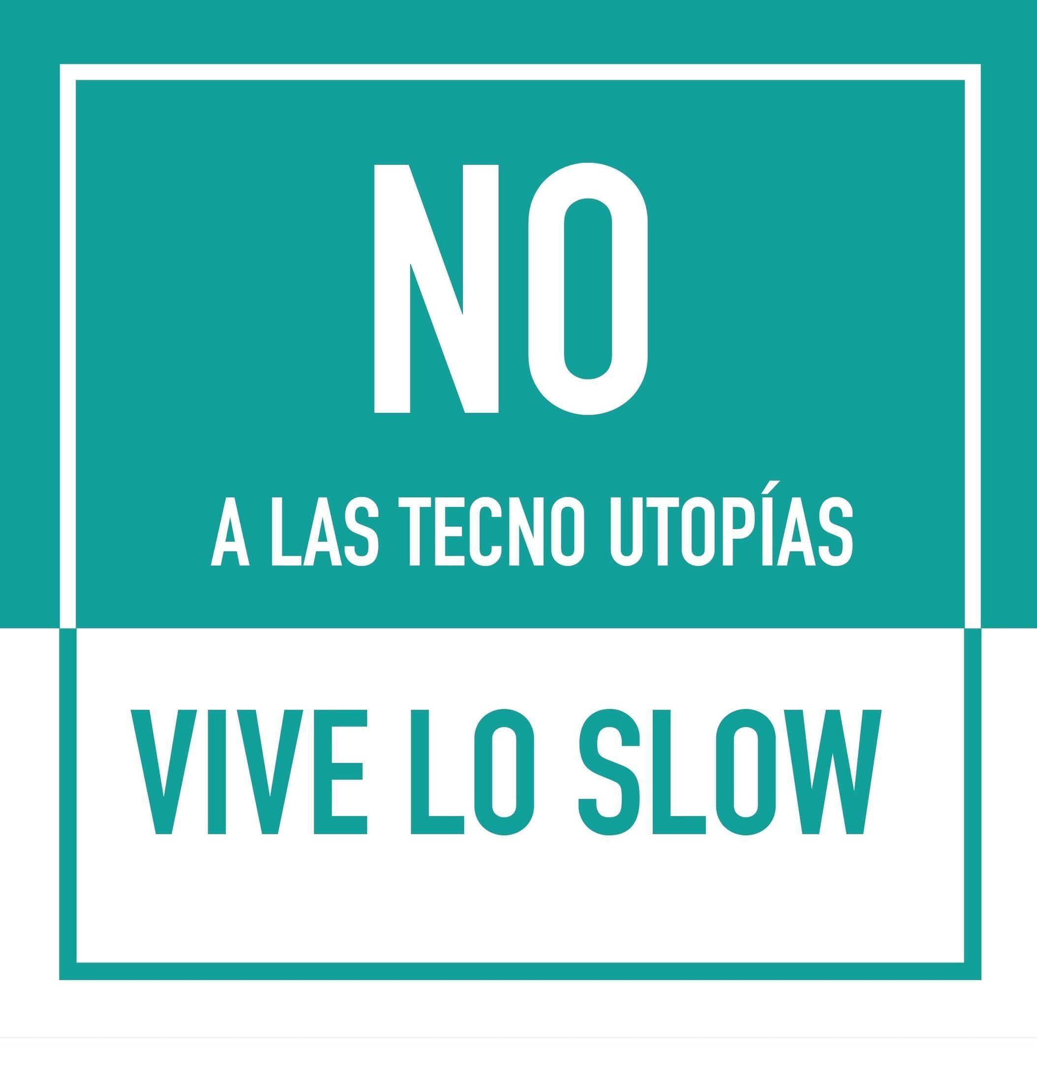 Las TRIC en el entorno slow http://sco.lt/... #TRIC #TIC #e-learning