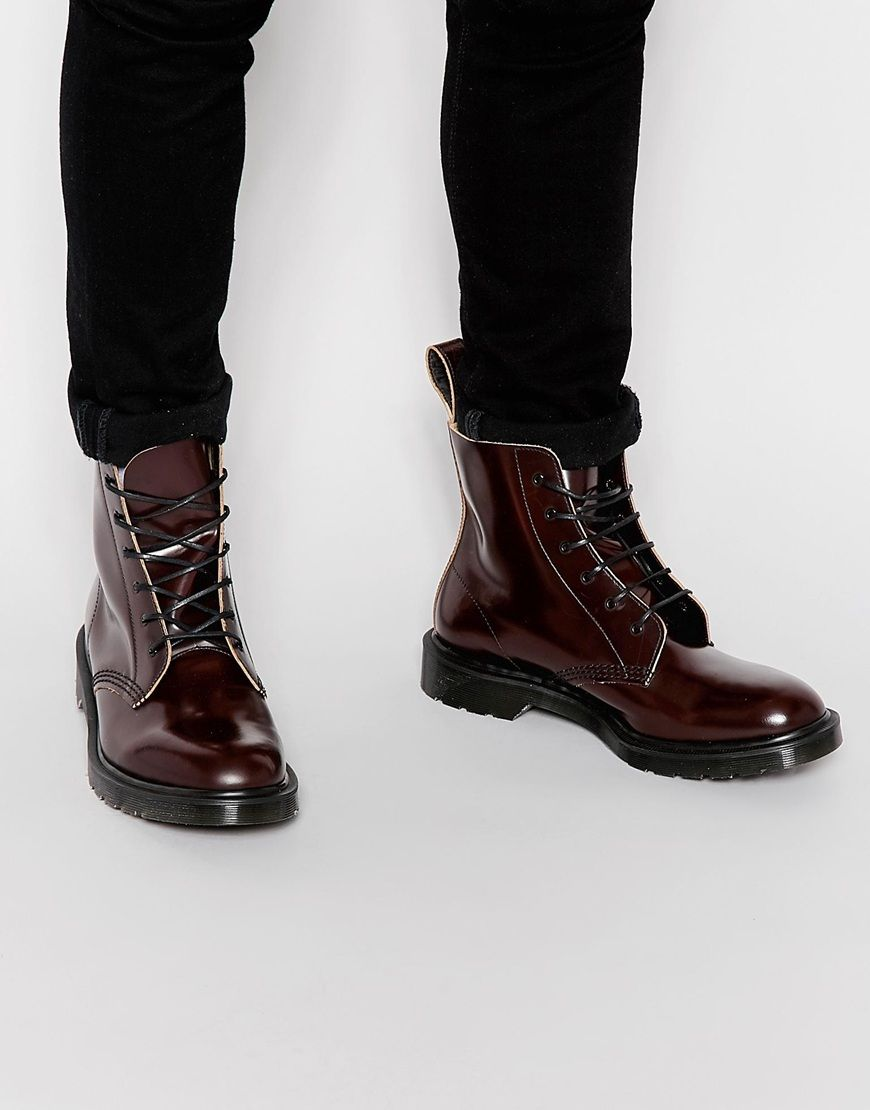 Dr Martens Made in England Arthur Boots at asos.com