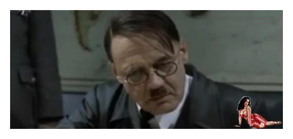 A reação de Hitler com a revelação do Xbox One