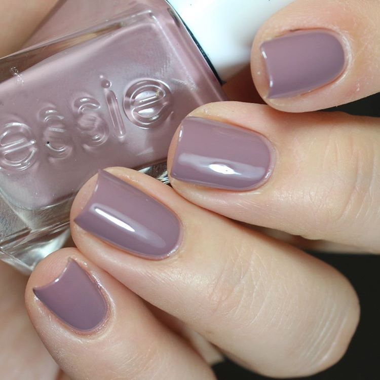 essie take me to thread - taupe #nail polish / lacquer from the gel ...