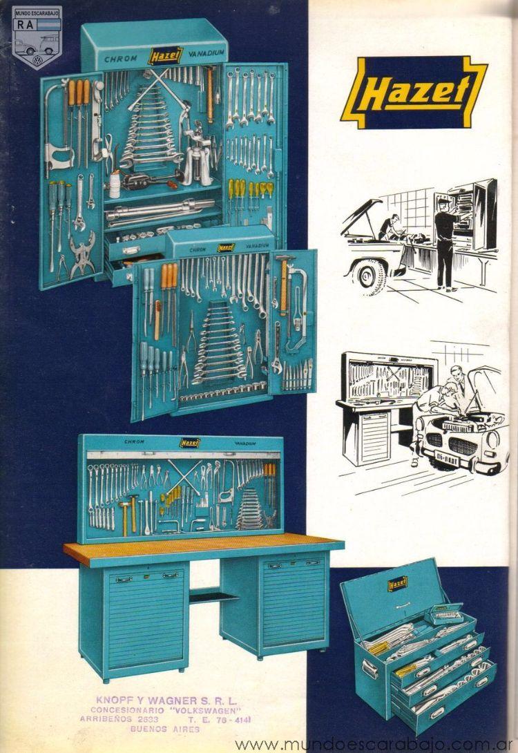 Hazet Werbung Garage Tools Garage Workshop Garage Decor