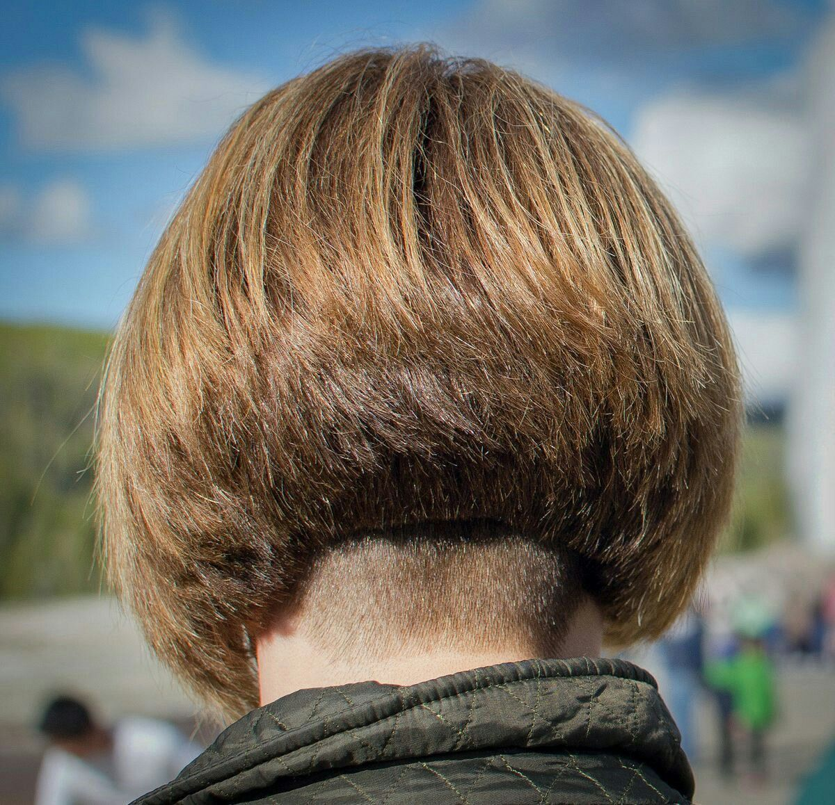 Pin by court t on undercuts pinterest bobs undercut and