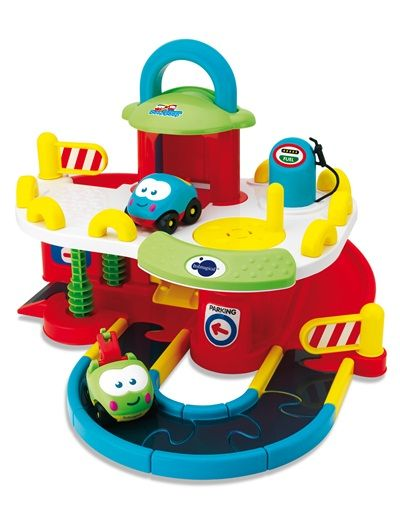 Parking BeepBeep MULTICOLORE vertbaudet enfant