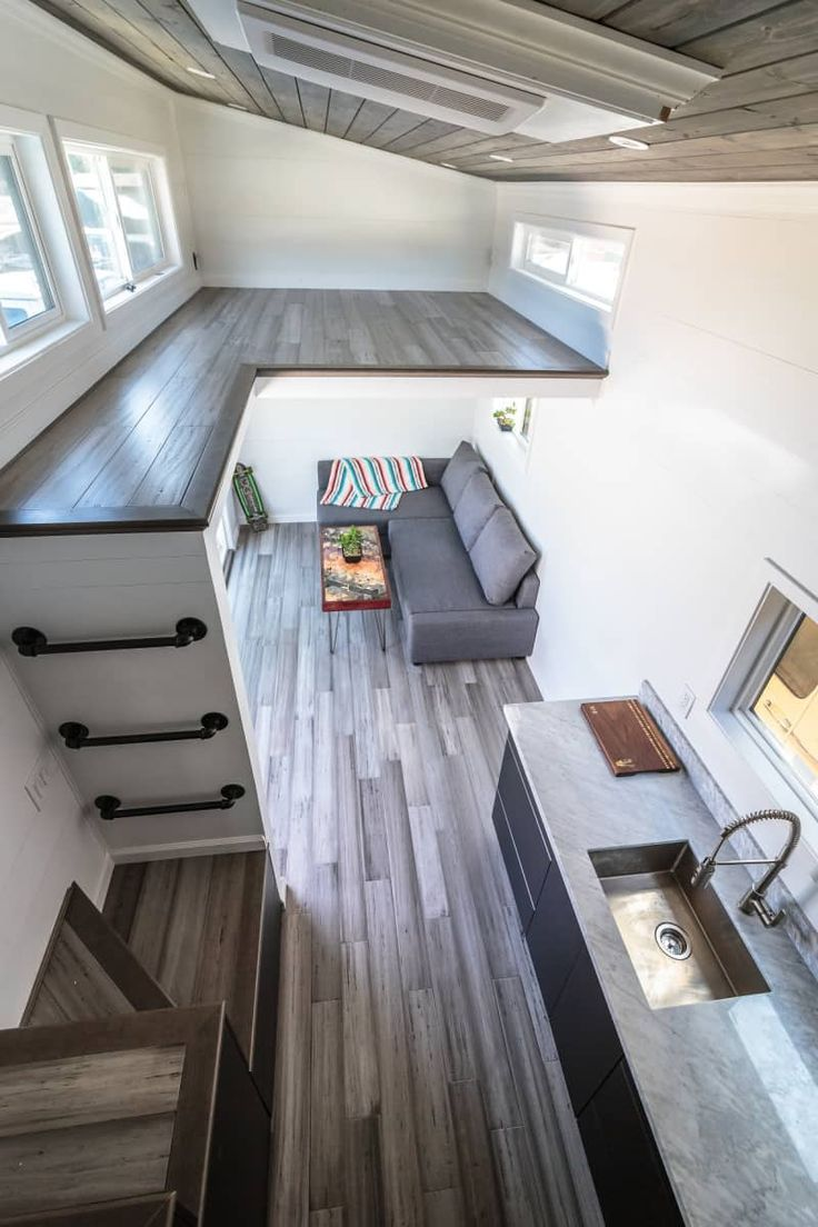 Trailer Swift - Tiny House for Sale in Santa Cruz, California - #California #Cruz #house #SALE #Santa #Swift #Tiny #Trailer #tinyhouses