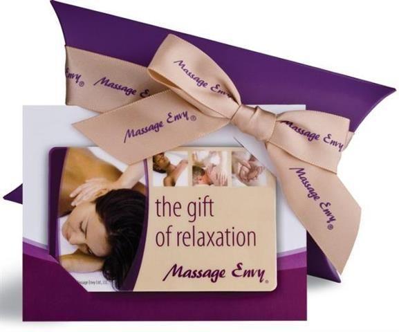 Massage Therapy Gift Certificates Massage Envy Spa Gift Cards Massage Gift Massage Envy Gift Card Massage Gift Card