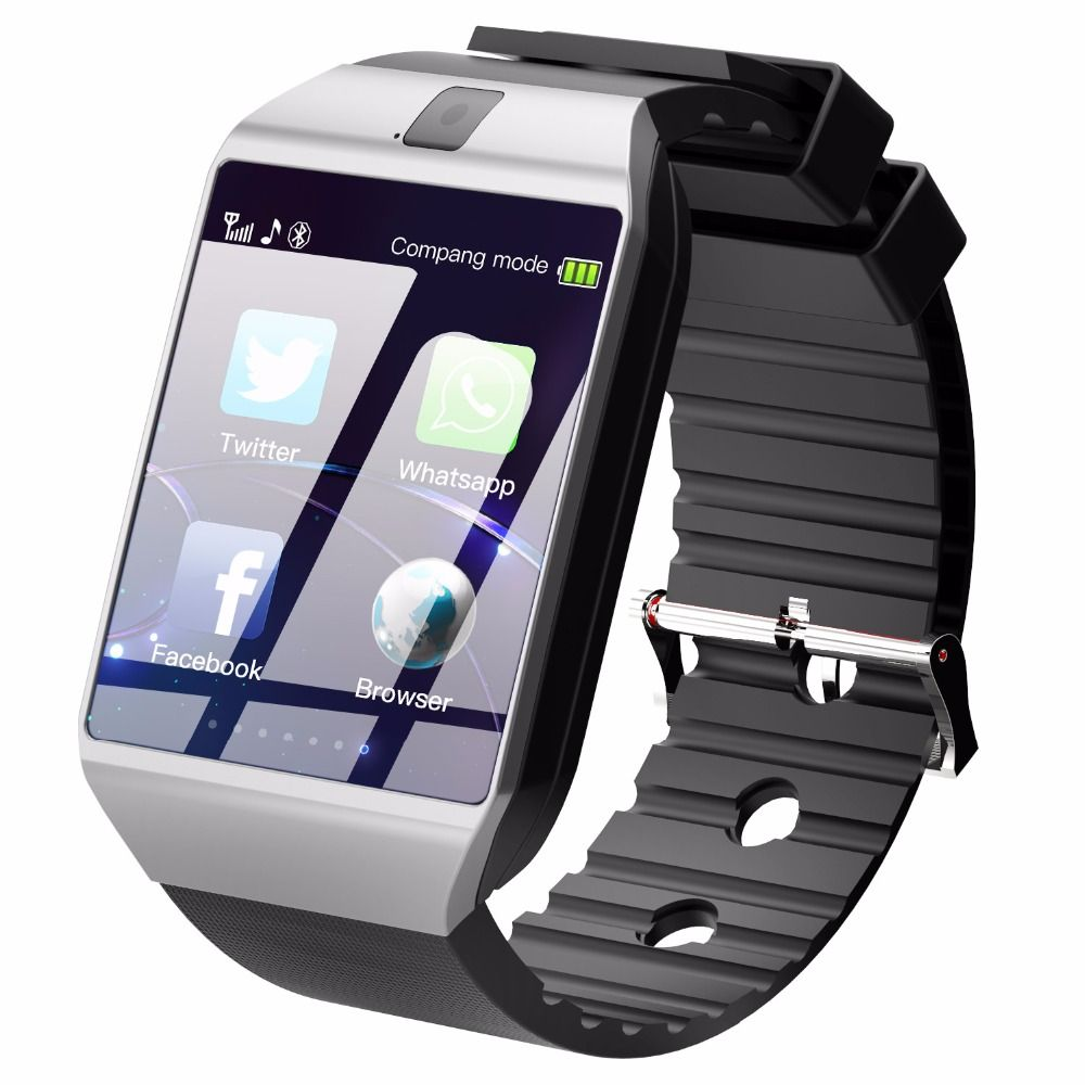 66c67ac8ed6 Bluetooth Smart Watch Smartwatch DZ09 Android Phone Call Relogio 2G GSM SIM  TF Card Camera for