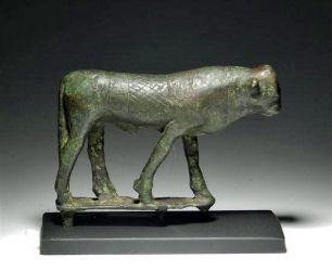 Ancient Egyptian Bronze Apis Bull