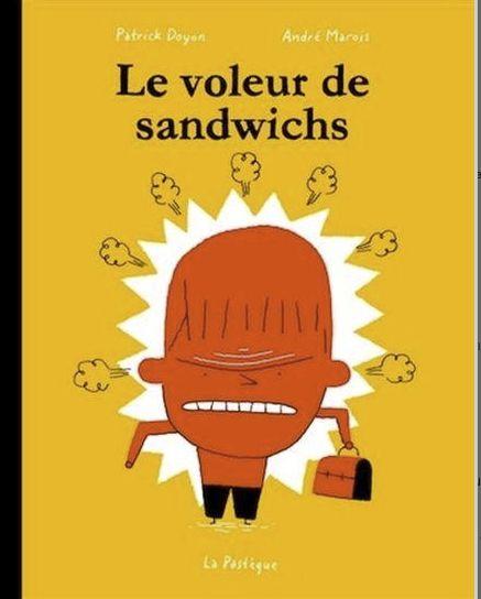 Album de Patrick Doyon et André Marois, aux éditions de la Pastèque